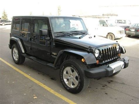 Jeep Wrangler 2010 For Sale 2010 Jeep Wrangler Unlimited 4wd For Sale Vehicles