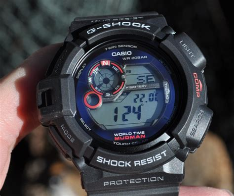 Casio G Shock Gw 9300 g shock g9300 1 mudman review