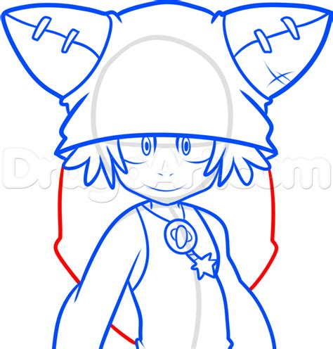 how to draw yugo from wakfu step by step anime characters anime draw japanese anime draw