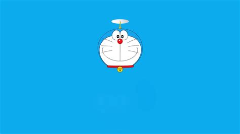 doraemon mobile themes download blue background doraemon wallpaper downloads 14121