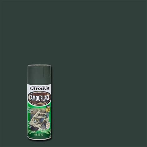 deep forest green rust oleum specialty 12 oz deep forest green camouflage