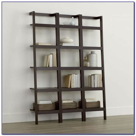 crate and barrel bookcase desk crate and barrel leaning desk bookcase bookcase home