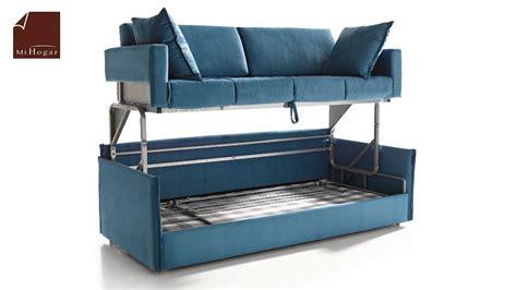 sofa cama con litera sofa litera sofa cama litera www stkittsvilla thesofa