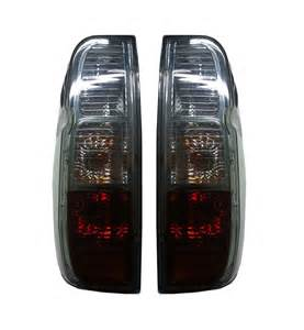 Nissan Navara Rear Light Rear Lights L Black Smoke Lens For Nissan