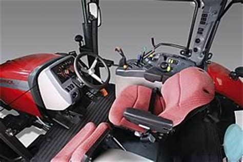 Tractor Interior Upholstery by New High Visibility Cab For Mccormick Mc Tractor