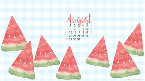 free digital backgrounds for august a houseful of handmade