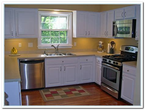 easy kitchen decorating ideas beautiful and simple kitchen design idea for smaller space