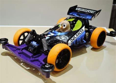Tamiya Mini 4wd Panda Racer 2 Ii Chassis 18092 1 18088 tamiya mini 4wd owl racer ii chassis