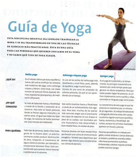 yoga un estilo de 8408145924 centro yoga rancagua guia explicativa de estilos de yoga