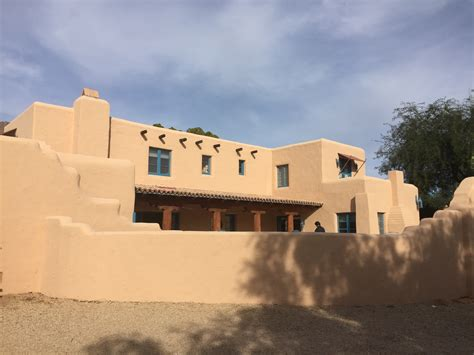 Adobe Pit Adobe Pueblo Revival Downtown Historic Real Estate