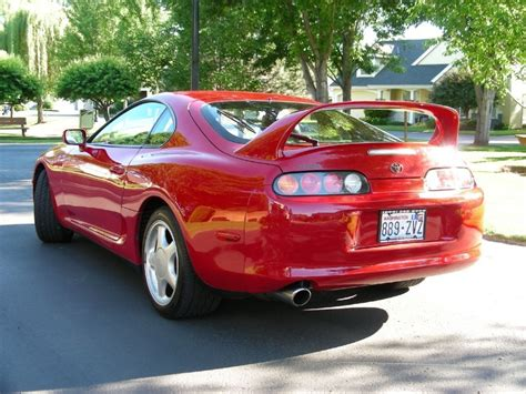 stock turbo cars clean and more importantly stock 1993 supra turbo