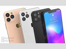 Renders hint final 2019 iPhone 11 design. Check these out! Iphone 11