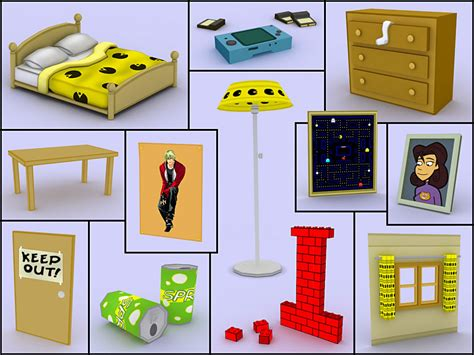 bedroom objects in spanish objects in your bedroom in things in bedroom