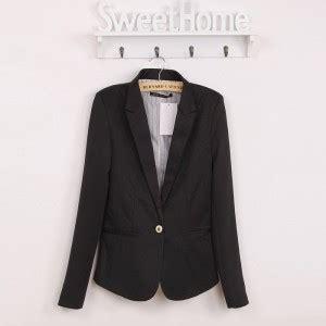Baju Dress Wanita Inficlo Slr 323 Hitam blazer import ukuran besar model terbaru jual murah import kerja