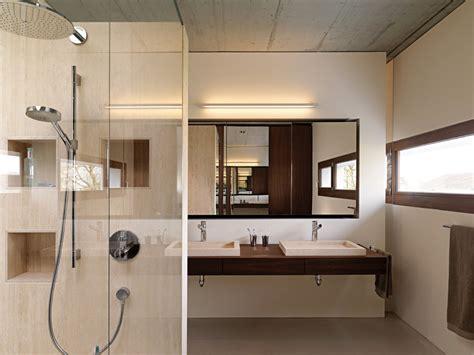 Badezimmer Vanity Beleuchtung Design Ideen by Diepoldsau Switzerland Architecture Kitchen News