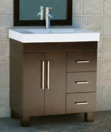 Bathroom Vanity With Top And Faucet 30 Quot Bathroom Vanity Cabinet Ceramic Top Sink Faucet Cm1 Ebay