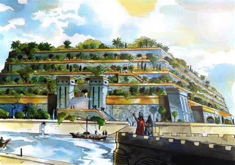 giardini pensili di babilonia i giardini pensili di babilonia