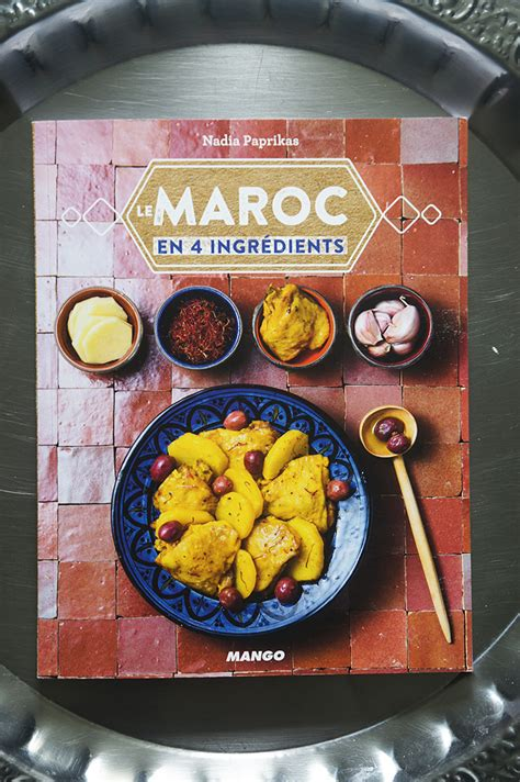 livre cuisine marocaine livre quot le maroc en 4 ingr 201 dients quot et harcha