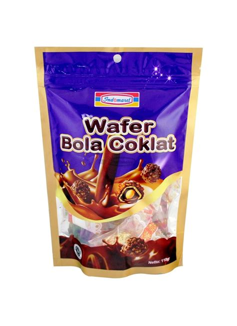Wafer Vanilla 145g indomaret wafer bola coklat pch 110g klikindomaret