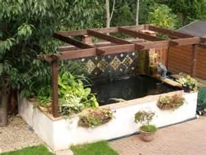 Raised Garden Pond Ideas Triyae Raised Garden Pond Design Ideas Various Design Inspiration For Backyard