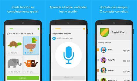 aprender las mejores aplicaciones las mejores aplicaciones para aprender ingl 233 s y otros idiomas