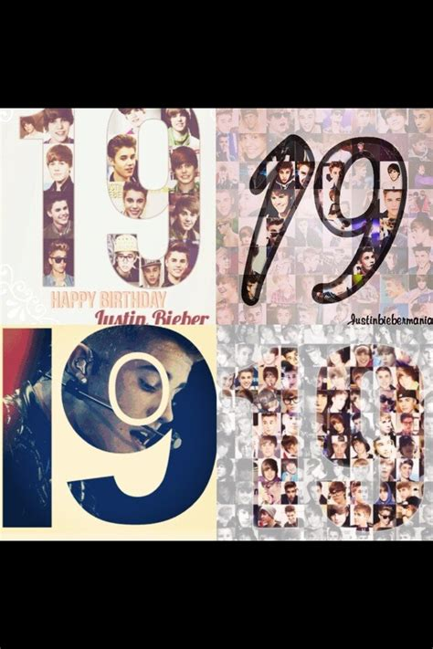 happy birthday special 19 things about justin bieber happy 19th birthday justin