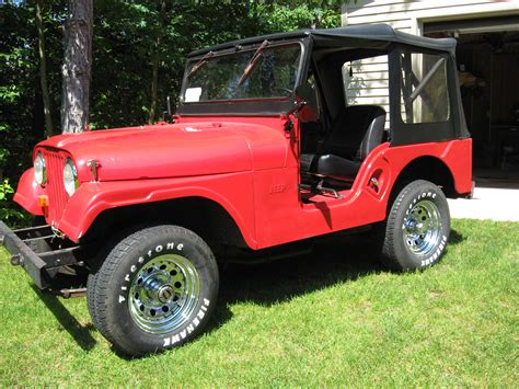 1965 Jeep Cj5 Krkx93 1965 Jeep Cj5 Specs Photos Modification Info At