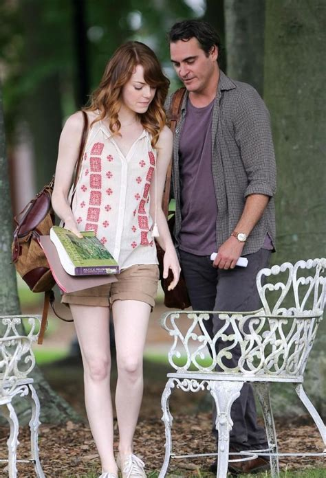 emma stone in woody allen film woody allen s new movie has a name irrational man