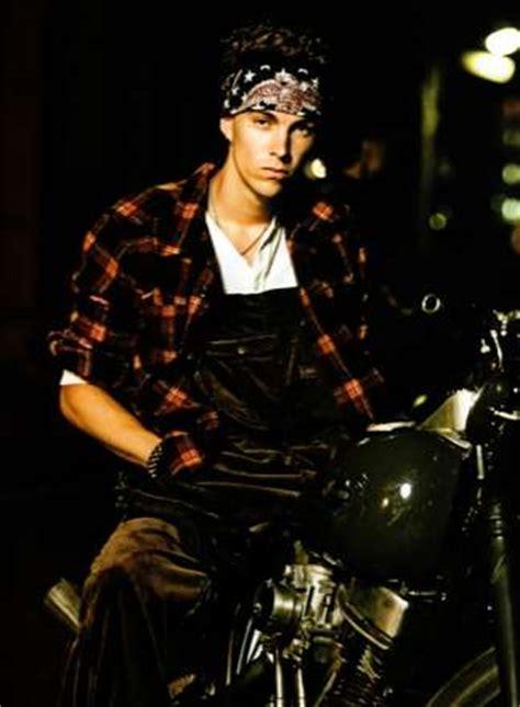 bad boy biker attire : calee fw11 collection