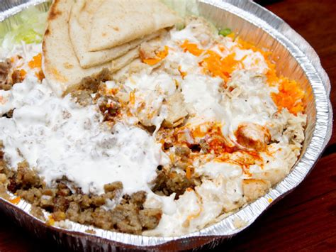 halal new year food the 53rd and 6th halal food showdown taste test