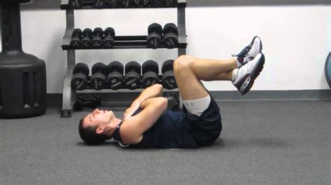 stomach crunches proper abdominal crunch exercises
