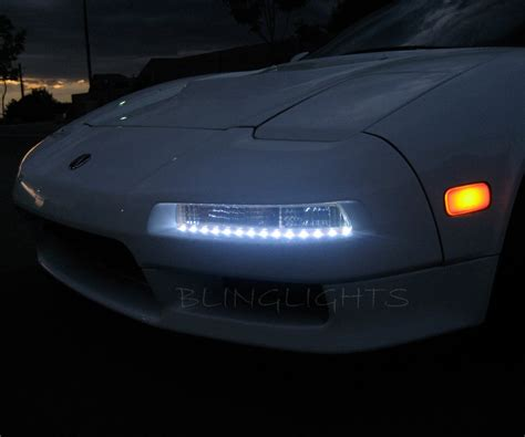 1991 2001 acura nsx led drl light strips day time running