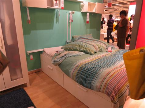 Cadar Ikea masreena sebab apa beli katil brimnes di ikea