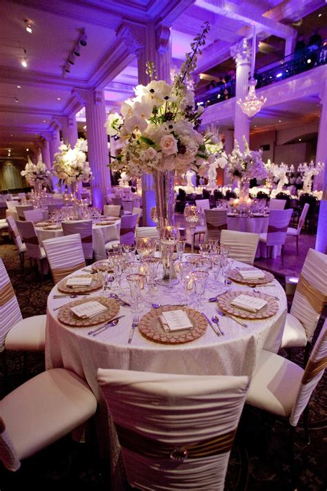 white gold wedding decorations reception d 233 cor photos white gold tablescape with