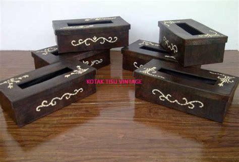 Kotak Tisu Handmade souvenir pernikahan handmade unikjual tas vintage murah unik dan lucu bundavaro
