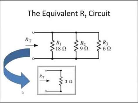 how to work out resistors calculating voltage resistance current and power vrip in simple parallel circuits