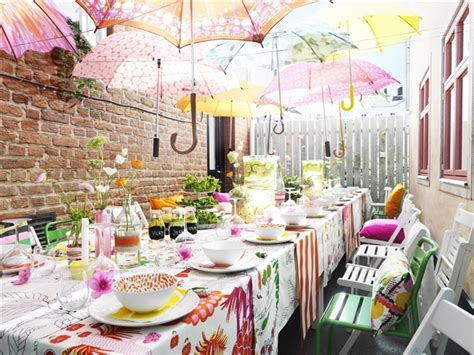 Outdoor Baby Shower Decorating Ideas by Summer Inspired Outdoor Baby Shower Decoration Ideas