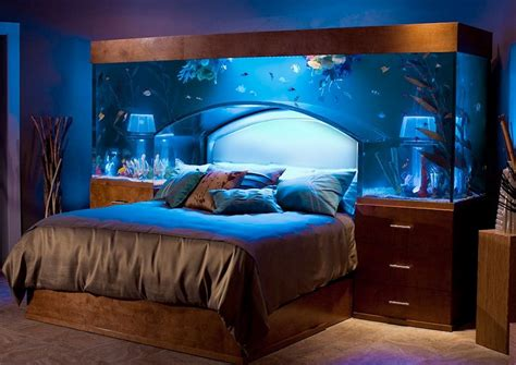 Best Closet Design Ideas Great Ideas Of Fish Tank Bed For Your Glamorous Bedroom