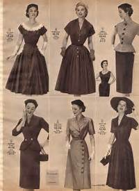 Fashion In The 1950s Clothing Styles Trends Pictures &amp History