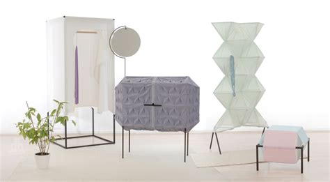 furniture design competition london german designer meike harde s textile furniture series london