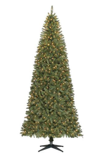enchanted forest 9 prelit keyser pine artificial christmas