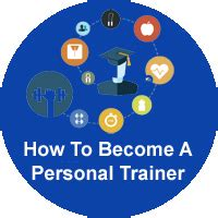 how to become a trainer how to become a personal trainer certification courses e