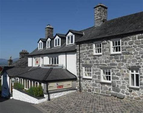 castle cottage restaurant with rooms harlech b b