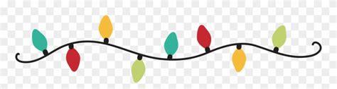 smitten christmas lightsbanner christmas lights banner clipart png