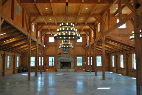 heavy timber construction dining frame