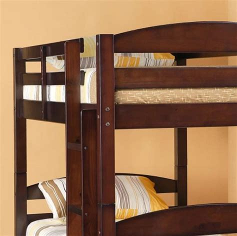 bunk bed railing best bunk bed for small rooms reviews 2018 the sleep judge