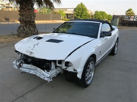 Mustang Auto For Sale by Repairable Gt500 For Sale Autos Post
