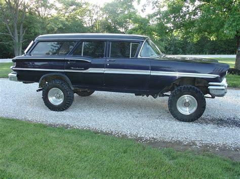 chevrolet 4 x 4 1958 chevy brookwood 4x4 wagon