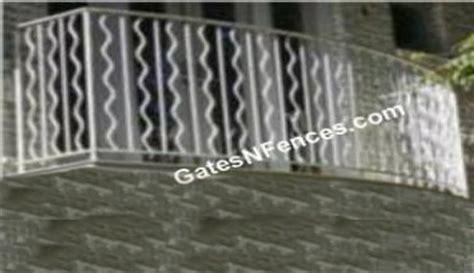 suave swing railing suave swing balcony railing custom exterior