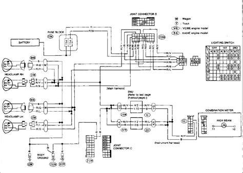 nissan versa headlight switch wiring diagram get free